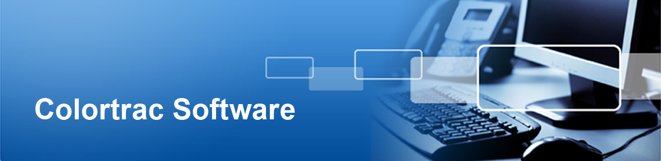 Colotrac software-banner