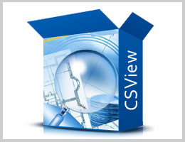 CSView robust visualization tool that  handles many different files formats